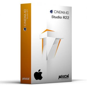 Maxon CINEMA 4D Studio R22 Final for Mac