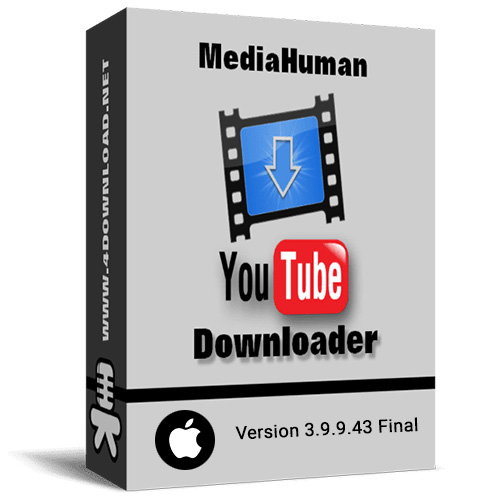 MediaHuman YouTube Downloader 3.9.9.43 Final for Mac