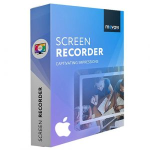 Movavi Screen Recorder 11.7 Final Multilingual macOS