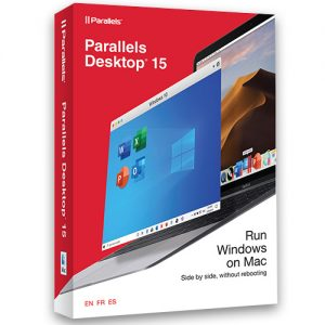 Parallels Desktop 15 + Toolbox for Mac & Windows
