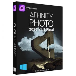 Serif Affinity Photo v1.8 Final Full Version