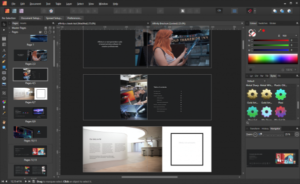 Serif Affinity Publisher 1.8 Final for Windows