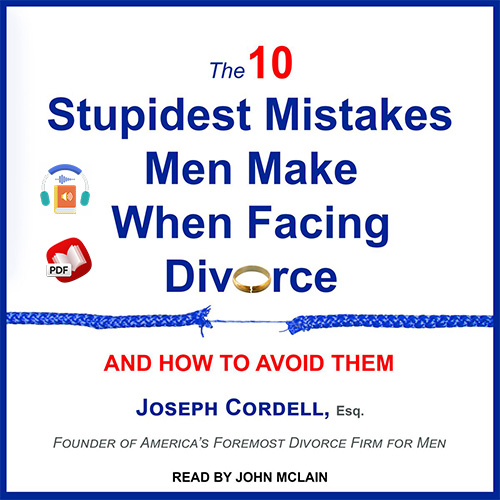 The 10 Stupidest Mistakes Men Make When Facing Divorce: And How to Avoid Them