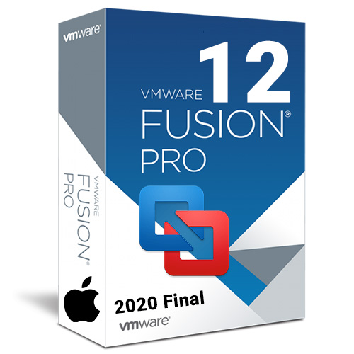 VMware Fusion Pro (2020) 12.0 Final Build 16880131 macOS