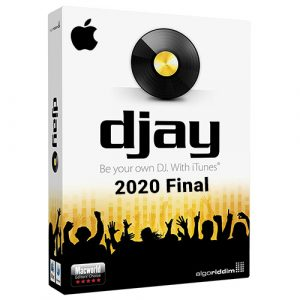 Algoriddim djay Pro 2.2.9 (2020) Final for Mac
