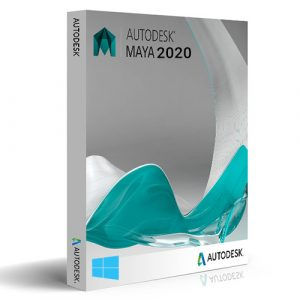 Autodesk Maya 2020 Final Full Version for Windows