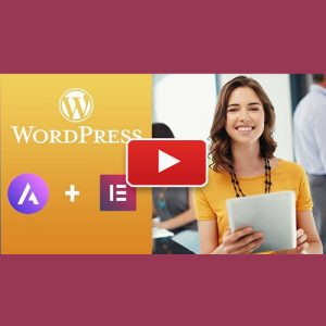 Build A Consultant Website With WordPress and Elementor