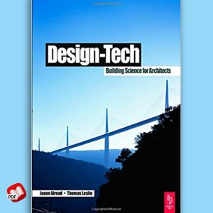 Design-Tech Building Science for Architects