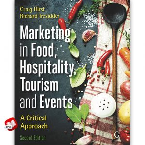 Marketing in Food, Hospitality,Tourism and Events