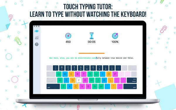 Master of Typing 2.8 Final for Mac