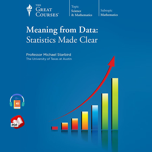 Meaning from Data: Statistics Made Clear