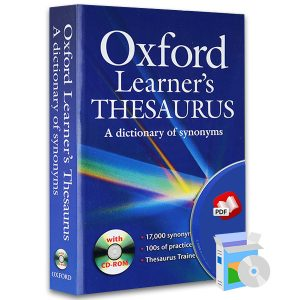 Oxford Learner's Thesaurus: A Dictionary of Synonyms for Mac