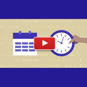 PHP Date and Time Essential Training