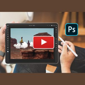 Photoshop for iPad: Photoshop Compositing