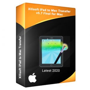 Xilisoft iPad to Mac Transfer 5.7 Full Version Final for Mac
