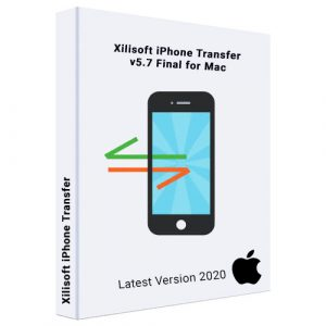 Xilisoft iPhone Transfer 5.7.31 (2020) Final Full Version for Mac