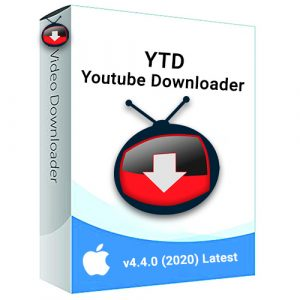 YTD Video Downloader PRO 4.4.0 (2020) Full Version for Mac