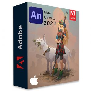 Adobe Animate CC 2021 Full Version for MacOS