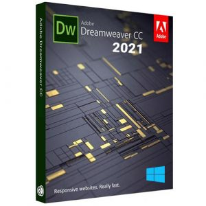 Adobe Dreamweaver CC 2021 Windows