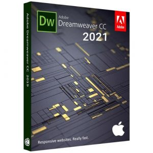 Adobe Dreamweaver CC 2021 for Mac