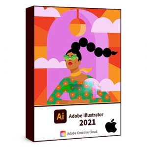 Adobe Illustrator CC 2021 for Mac