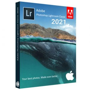 Adobe Lightroom Classic CC 2021 for MacOS