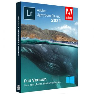 Adobe Photoshop Lightroom Classic 2021 Windows