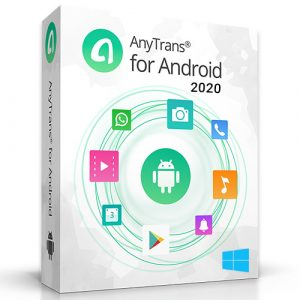AnyTrans for Android 2020 Windows