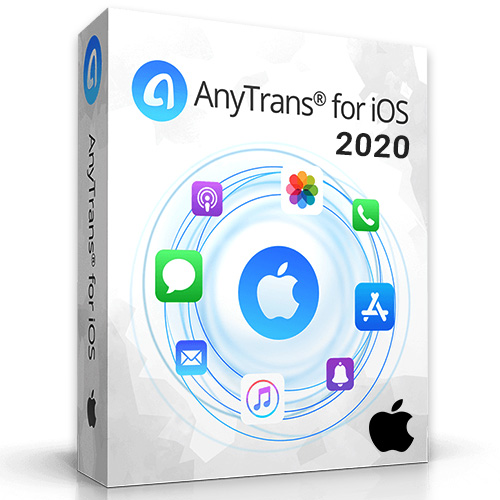 AnyTrans for iOS (2020) v8.8 Full Version for MacOS