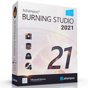 Ashampoo Burning Studio 2021 v21 Windows