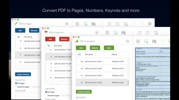 CleverPDF for MacOS