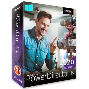 CyberLink PowerDirector Ultimate 19 2020 Windows