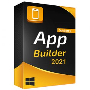 DecSoft App Builder 2021 Windows