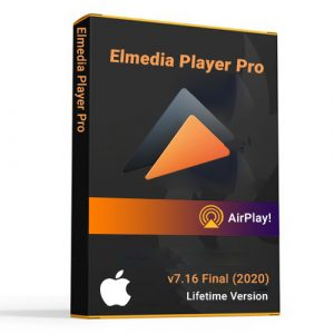 Elmedia Video Player Pro v7.16 (2020) Final for Mac