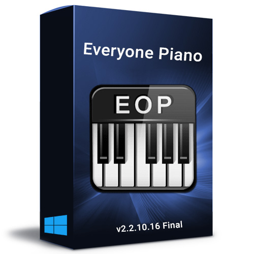 Everyone Piano v2.2.10.16 Final Full Version for Windows