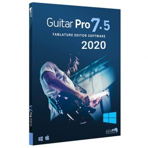 Guitar Pro 2020 v7.5 Final for Windows