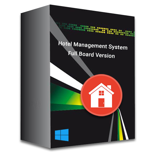 Hotel Management System Full Board v5.25 + Product Keys