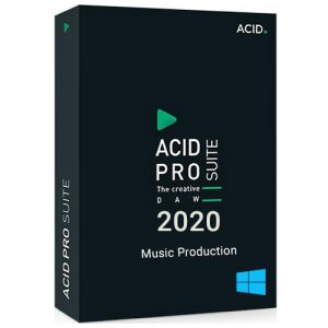 MAGIX ACID Pro Suite 2020 Windows