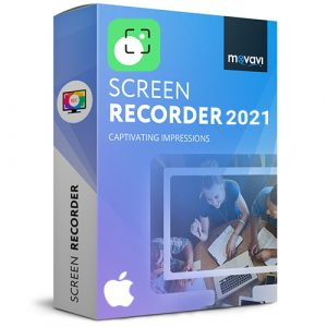 Movavi Screen Recorder 2021 v21 Final for MacOS