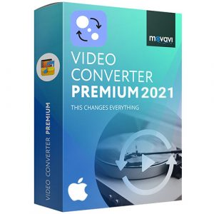 Movavi Video Converter 2021 Premium v21 Final for MacOS