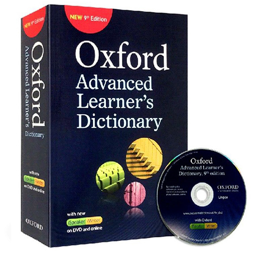 Oxford Advanced Learner's Dictionary 9th Edition MacOS