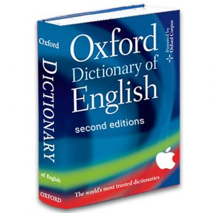 Oxford English Dictionary v4 Final for Mac