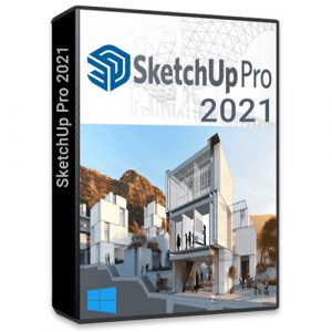 SketchUp Pro 2021 for Windows
