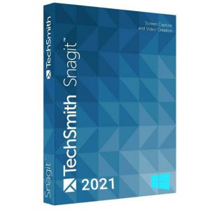 TechSmith Snagit Screen Capture 2021 Windows