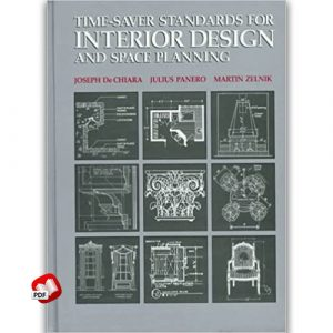 Time-Saver Standards for Interior Design and Space Planning 1st Edition