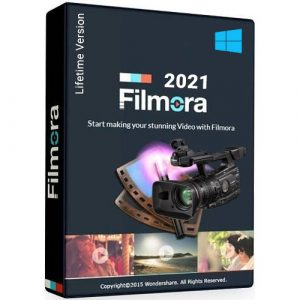 Wondershare Filmora 2021 v.10 Final Full Version Windows