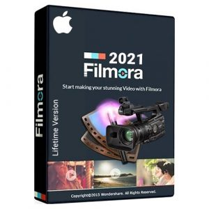 Wondershare Filmora 2021 v10 Final for Mac