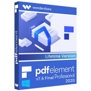 Wondershare PDFelement 7.6 Final Full Version Windows
