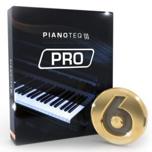 Pianoteq 6 PRO for Windows