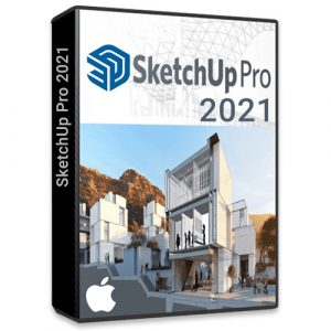 SketchUp Pro 2021 for MacOS